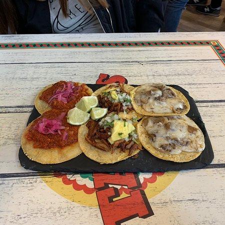 Los mejores tacos que hay en Madrid