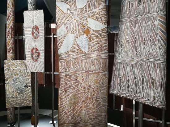 Museum and Art Gallery of the Northern Territory: Aboriginal Art