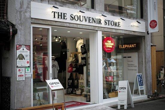 THE SOUVENIR STORE