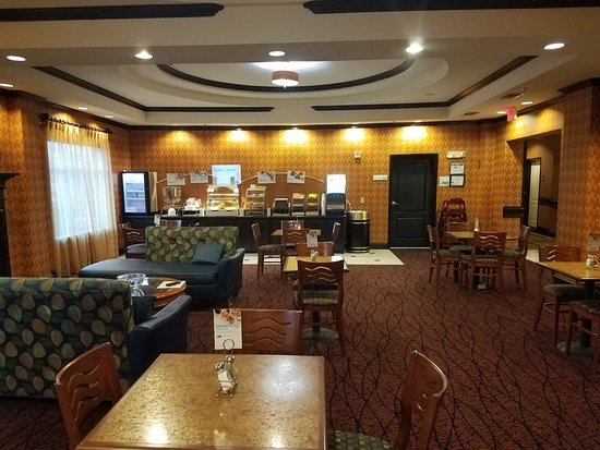 Royse City, TX: Restaurant