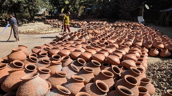 Yandabo Village Pottery (Bagan) - 2019 All You Need to Know