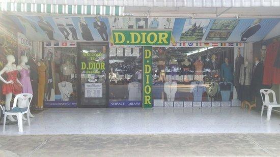 D Dior Tailor