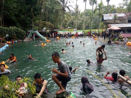 Lubuklinggau, Indonesia: Suban AIr Panas