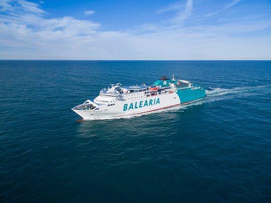 Denia, España: Ferry 'Bahama Mama'