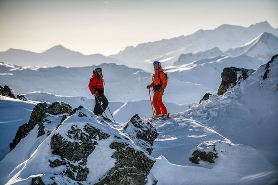 Tignes, France: Explore the unknown.