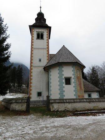 Second church near the lake
