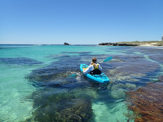‪Sea Kayak Rottnest‬