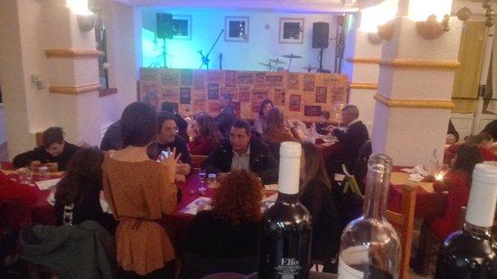 Marina San Gregorio, Italie : Serata fantastica complimenti ragazzi