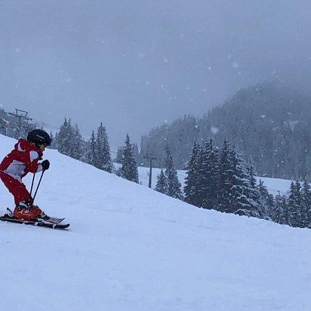 Brixen im Thale, Østerrike: Skischule Brixen