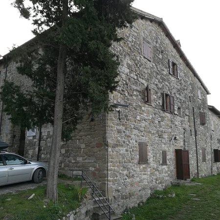 Gubbio, Italien: Abbazia di Vallingegno