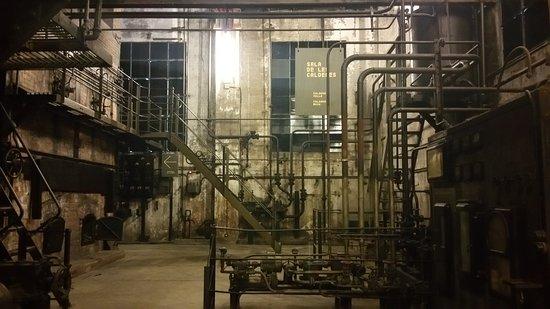 Granollers, Spania: Fabrica de les Arts, concretament la part anomenada La Tèrmica.