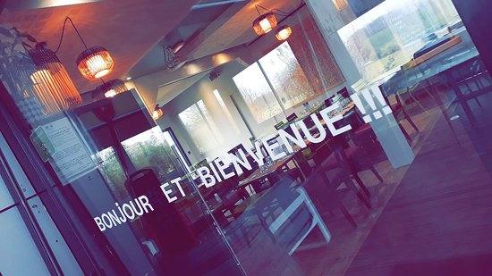 Bois Guillaume, צרפת: Bonjour & Bienvenue !!!