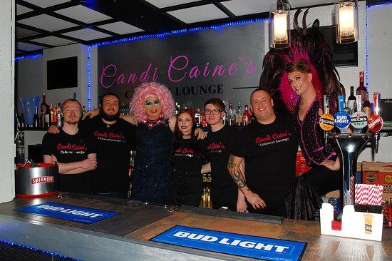 Candi Caine's Cabaret Lounge