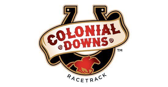 New Kent, VA: Colonial Downs Racetrack Logo