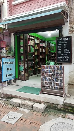 Everest Tea Shop and Handicrafts