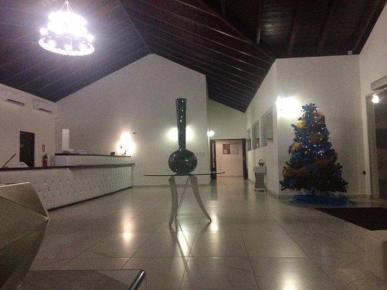 Ahnvee Resort & Sports: Lobby