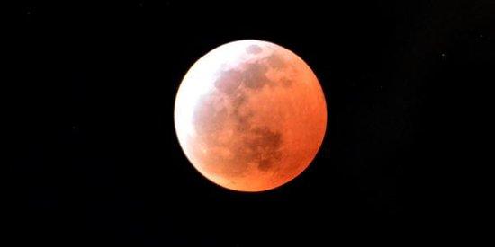 Province of Malaga, Ισπανία: Luna de sangre
