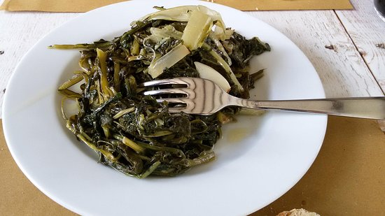 Gualdo, Italy: Il contorno di verdure