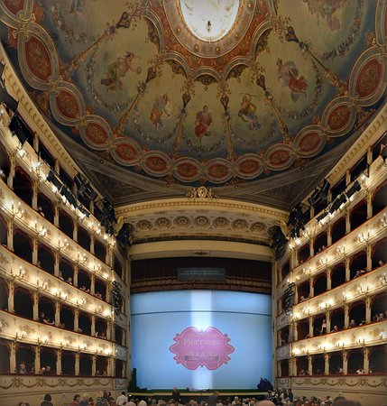 Teatro Rossini (Pesaro) - 2019 All You Need to Know Before ...