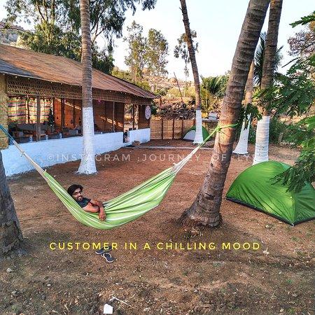 Sanapur, India: Stay Chill Hampi