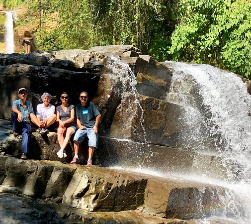 Eco Chontales Waterfall