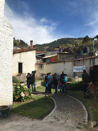 Angangueo, México: Casa Parker