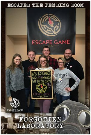 Escape Room Erie >> Escape Game Erie 2019 All You Need To Know Before You Go With