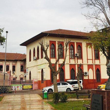 Ziyapaşa Parkı