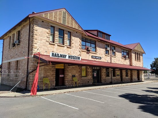 Port Lincoln Railway Museum