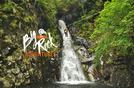 Geraldine, New Zealand: Fly through the air on a zipline in Kaumira Canyon