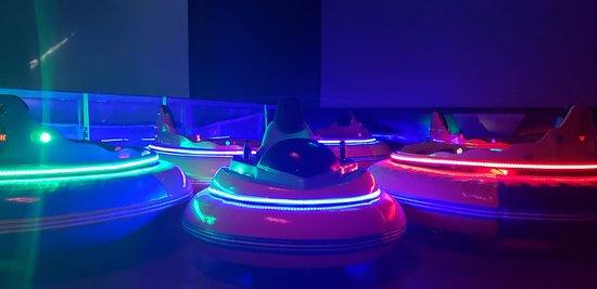 UFO Bumper Cars