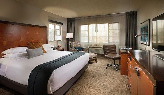 Paramount Hotel: Executive Guestroom