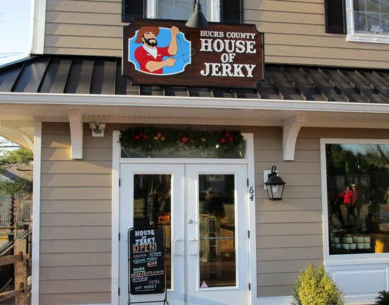 Bucks County House Of Jerky Lahaska Restaurant Reviews
