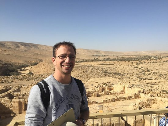 Discovering Israel with Jerry
