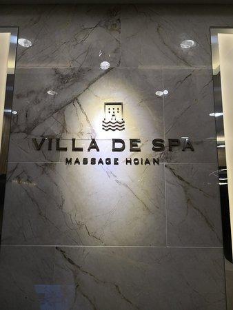 Villa de Spa