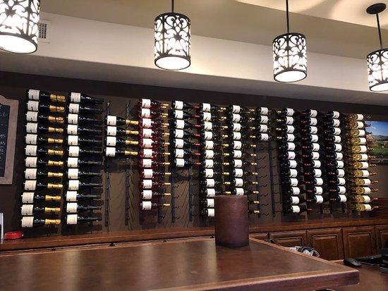 Sanford Winery Tasting Room