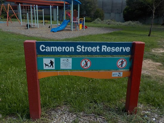 Cameron Street Reserve