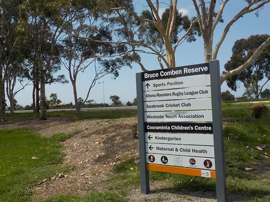 Altona, Australia: Park users listing