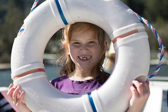Upper Lake, Californien: We love kids!
