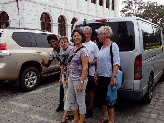 Hambantota Car with Private Driver Sri Lanka