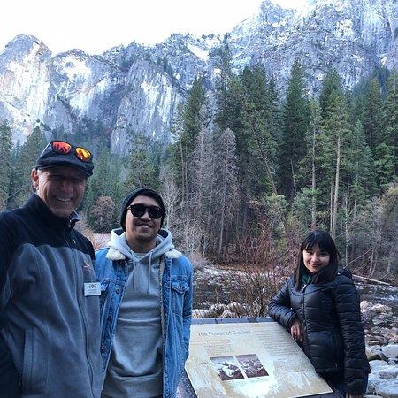 Tenaya Lodge at Yosemite-billede