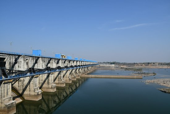 Indirasagar Dam (Gosikhurd Project)