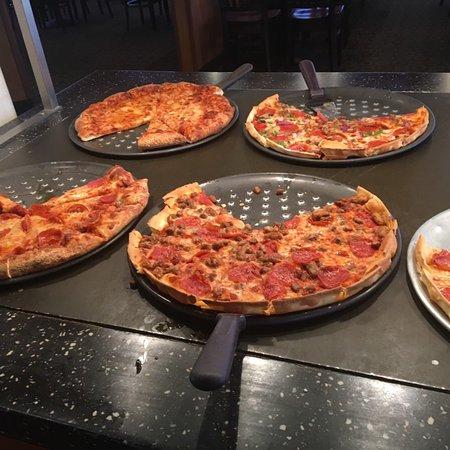 Pauls Valley, OK: Mazzio's Pizza