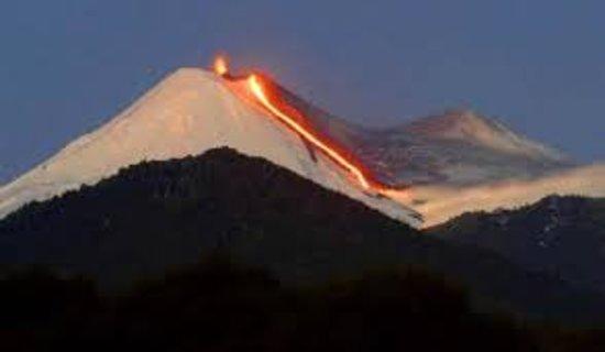 Vilcun, Chile: Volcan llaima