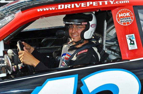 理查德佩蒂在代托纳国际赛道的驾驶体验