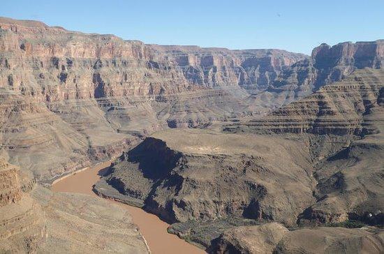 顶级冒险:大峡谷 (Grand Canyon) 西缘空中之旅