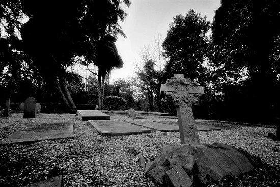 Chasse aux fantômes d'un cimetière de...