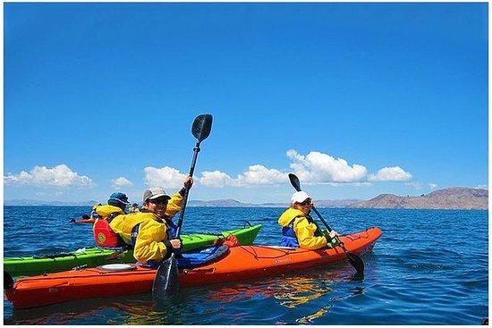 Excursión privada en kayak y lancha...