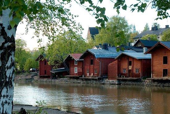 ヘルシンキからの半日ポルヴォーツアー