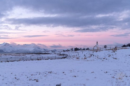 Arctic Roadtrip: Kvaløya with a...